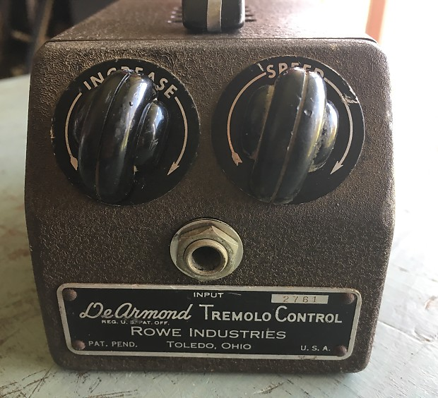 From tremolo to wah-wah: A history of the guitar effect pedal