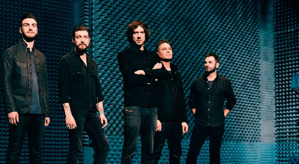 Snow Patrol S Live And Acoustic Tour Is Coming To Australia