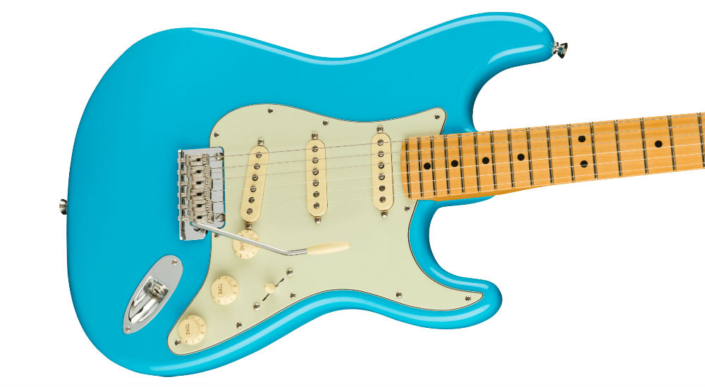 Reviewed Fender American Professional Ii Stratocaster