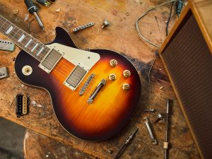 Epiphone and Gibson Custom Shop team up for '59 Les Paul Standard reissue
