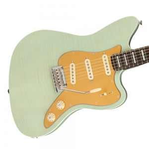 Fender fuse the Stratocaster and Jazzmaster for new Parallel Universe Strat Jazz Deluxe