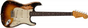 Fender officially launch the Mike McCready Custom Shop Stratocaster