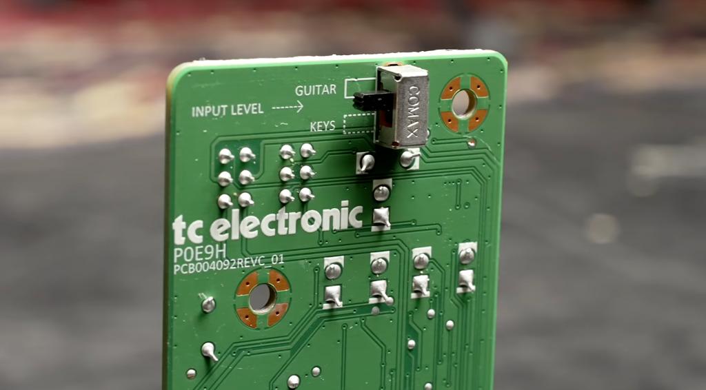 TC Electronic showcase June-60 V2 boasting a more authentic sound