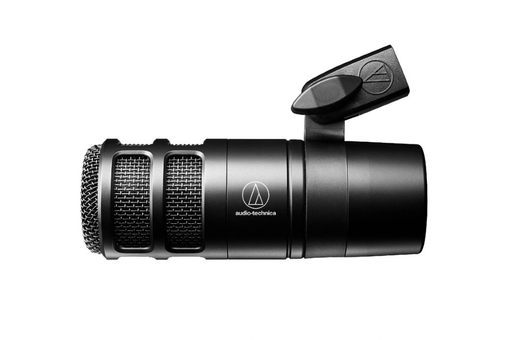 audio-technica AT2040 podcasting microphone