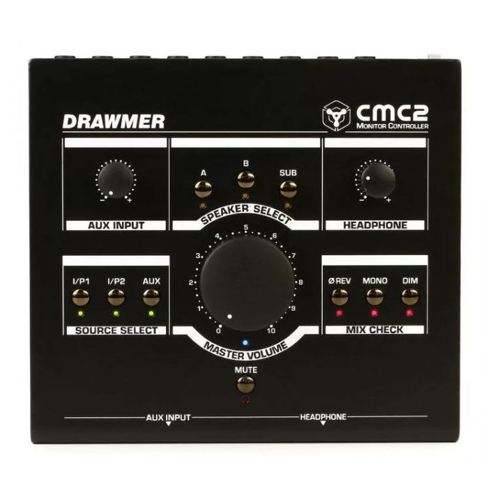 cmc2 drawmer monitor controller