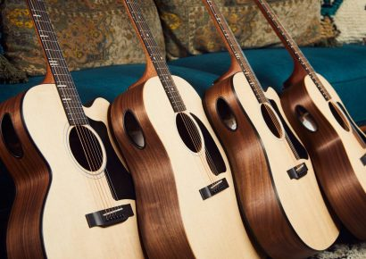 Gibson generation collection guitars