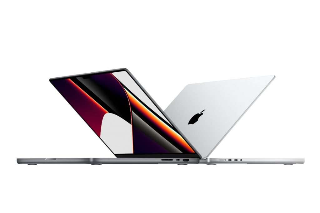 Apple MacBook Pro 14-inch and 16-inch product shots