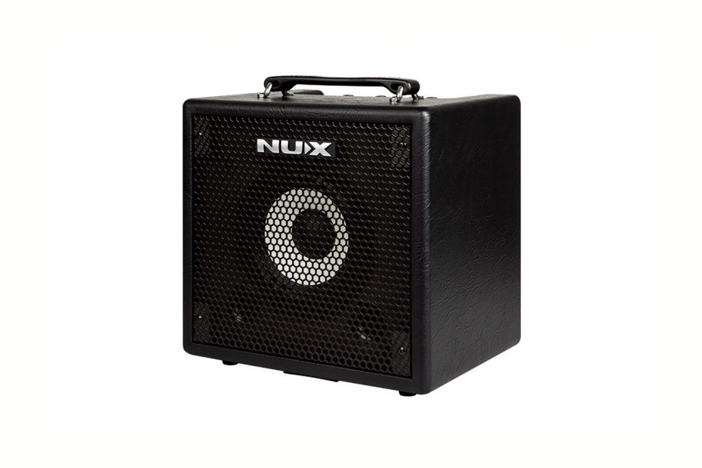 NUX Mighty Bass 50BT bass amplifier product photo