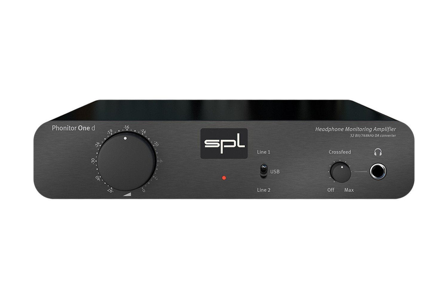 spl phonitor one d product shot front